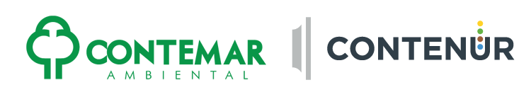 Logo Contemar e Contenur